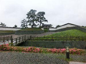 大松前川と馬坂