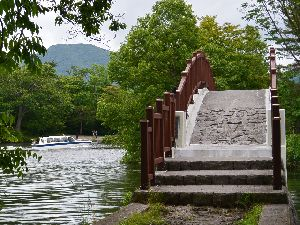 公魚(わかさぎ)橋