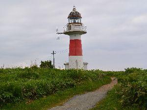 積丹岬の灯台