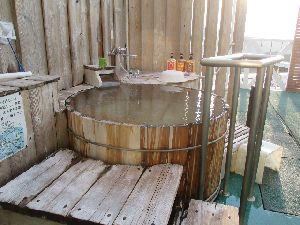 桶風呂 すさみ温泉