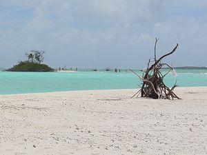 ノンカウイ島の近くの島