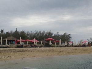 ビーチ カナール島