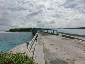 ムリ橋 ウベア島