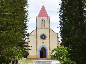 ムリ教会 ムリ島