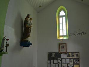 ステンド グラス ムリ教会