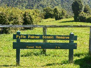 Fyffe-Palmer 景観保護区 カイコウラ